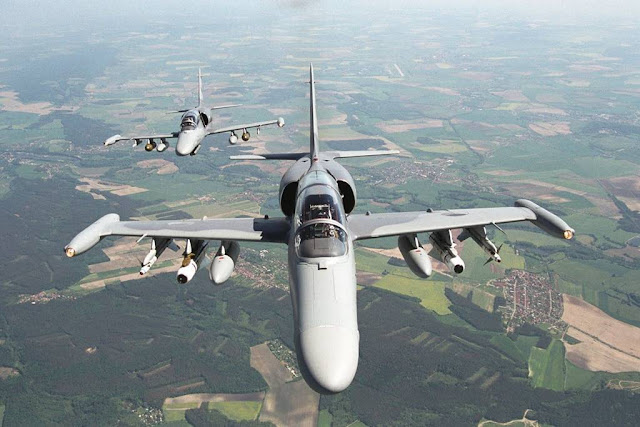 Aero IAI introduced multirole F/A-259