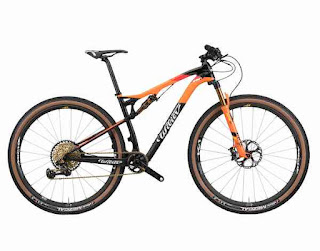 Immagine della Wilier Triestina 110fx mountain bike full suspension