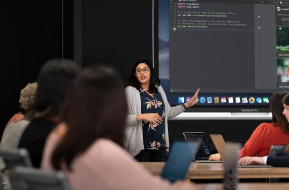 Apple Announcement : Company Launched a New App development program to Support Women Entrepreneurs