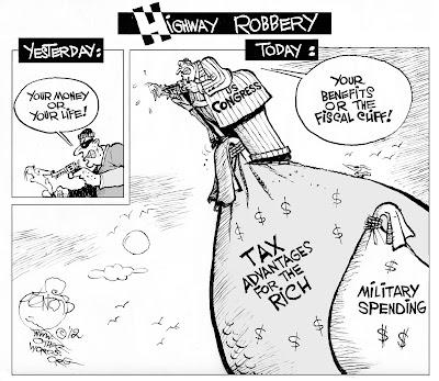 Progressive Charlestown: Dodging the Fiscal Swindle