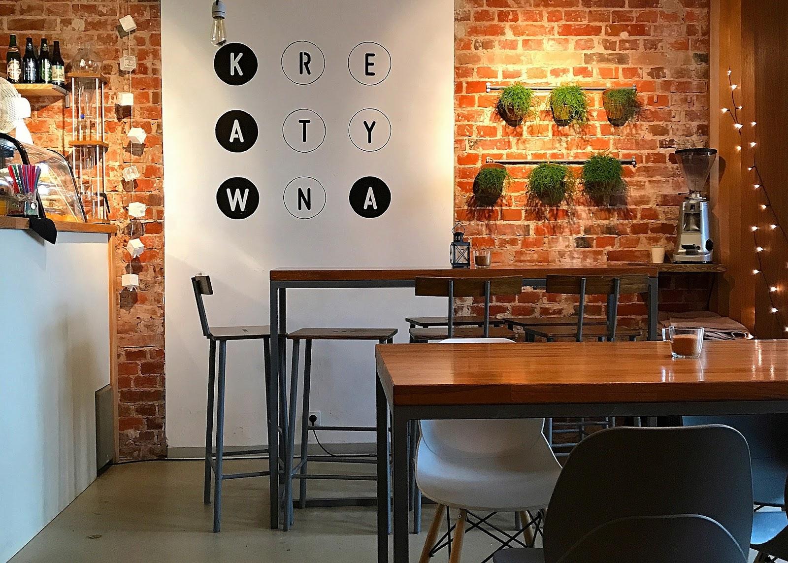Kreatywna Cafe Gdańsk garnizon