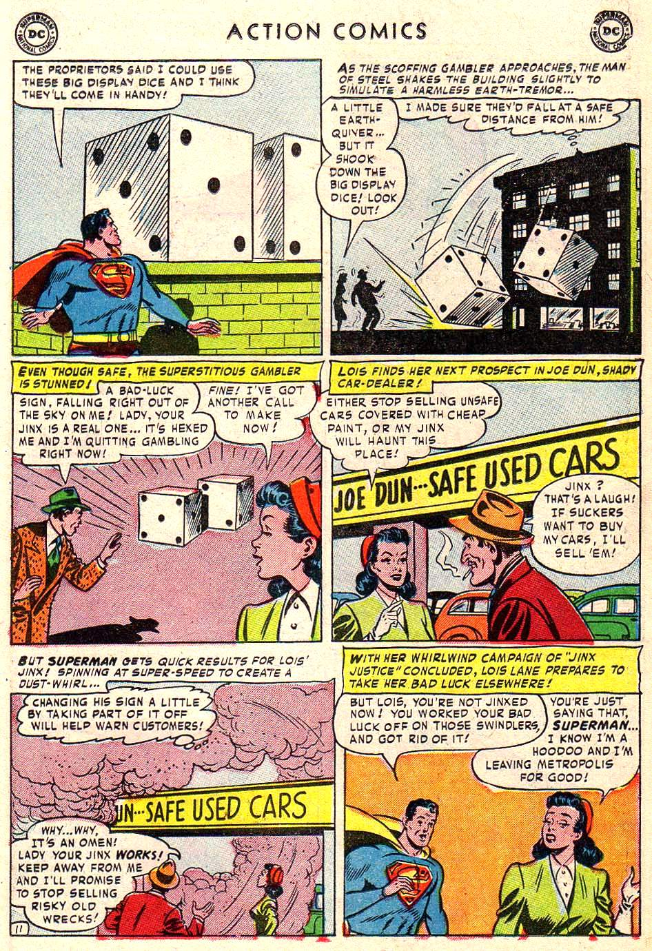 Read online Action Comics (1938) comic -  Issue #172 - 13