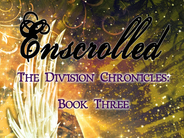 NEW RELEASE - Enscrolled By Connie L Smith - Interview & Giveaway!!