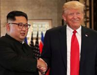"To North Korea, Donald Trump Says a Talks ""Productive"", Summit will be in Hanoi"
