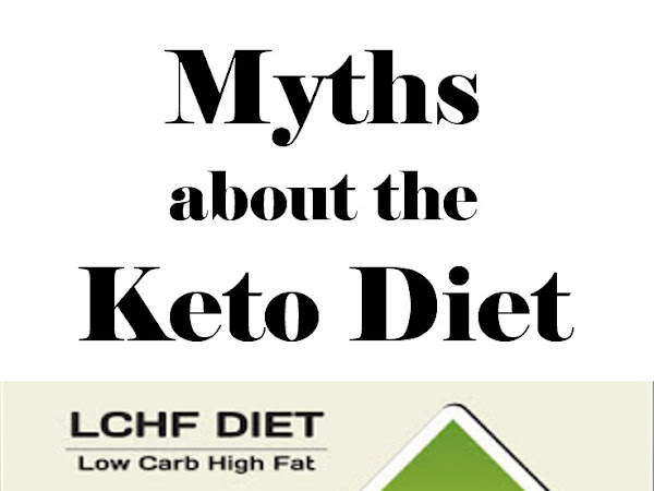 Myths about the Keto Diet