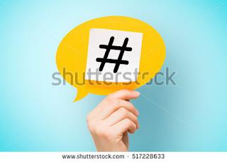 Pengertian Tagar (Hashtag)