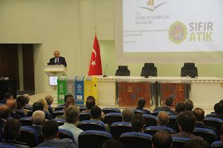 Bitlis'te Sıfır Atık Projesinin Tanıtım Toplantısı Yapıldı
