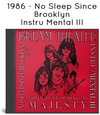 1986 - No Sleep Since Brooklyn - Instru Mental III