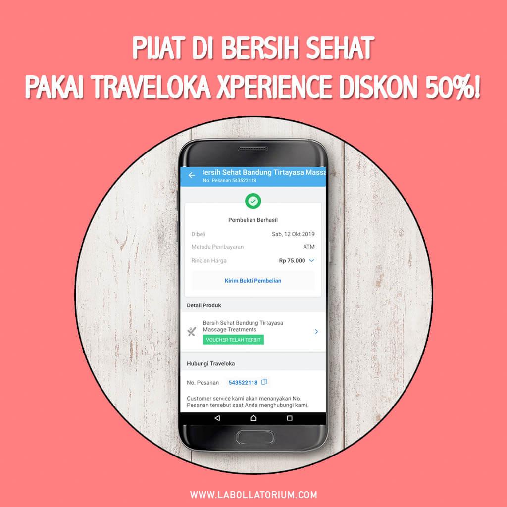 Traveloka Xperience Banyak Deals Seru Untuk Bebaskan Penat Sesuai Minat #XperienceSeru