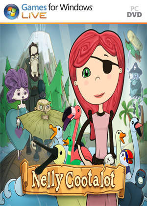 Nelly Cootalot: The Fowl Fleet PC Full Español