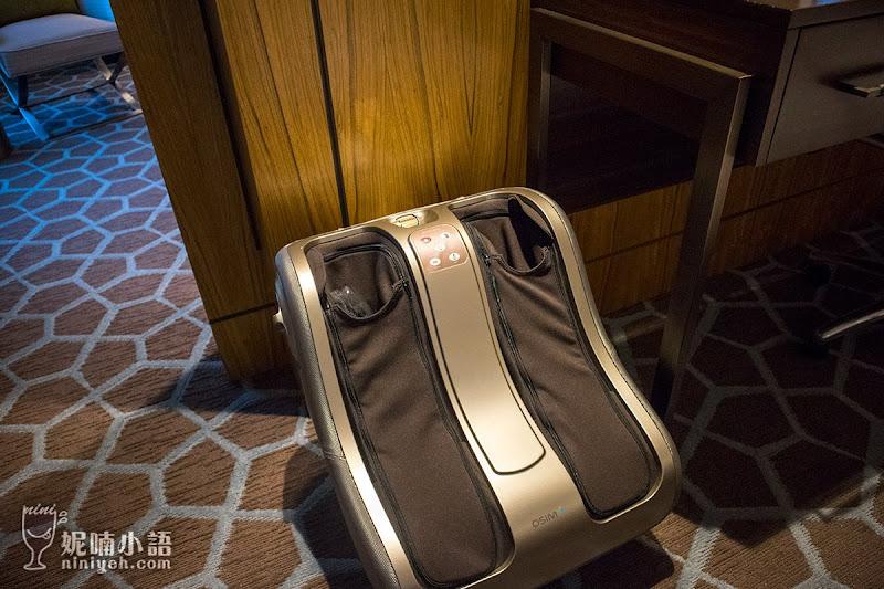 【澳門住宿推薦】澳門巴黎人酒店。里昂套房按摩椅寵愛無極限