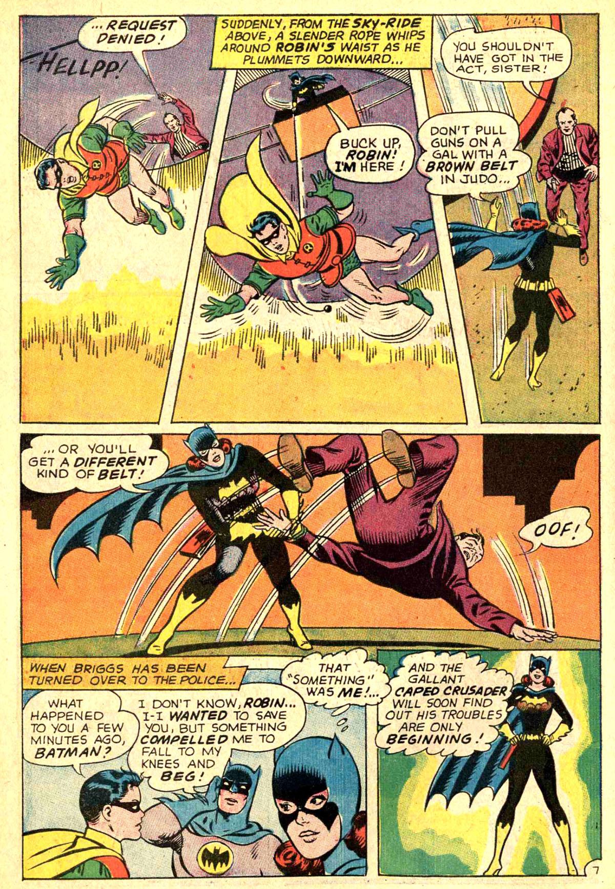 Read online World's Finest Comics comic -  Issue #169 - 10