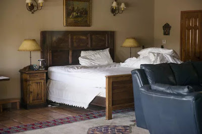 "The ""El Presidente"" suite at Cibolo Creek Ranch is where Antonin Scalia's body was discovered."