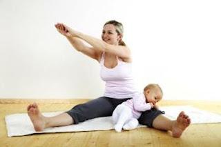Comment perdre du poids naturellement après la grossesse?