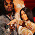 Couple Style Goal: Cardi B And Offset Dripping Major Mix Of Glitter X Sparkle On The Set Gala