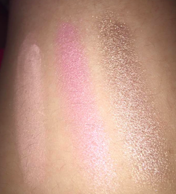 Swatch palette Chocolate Bon Bons Too Faced