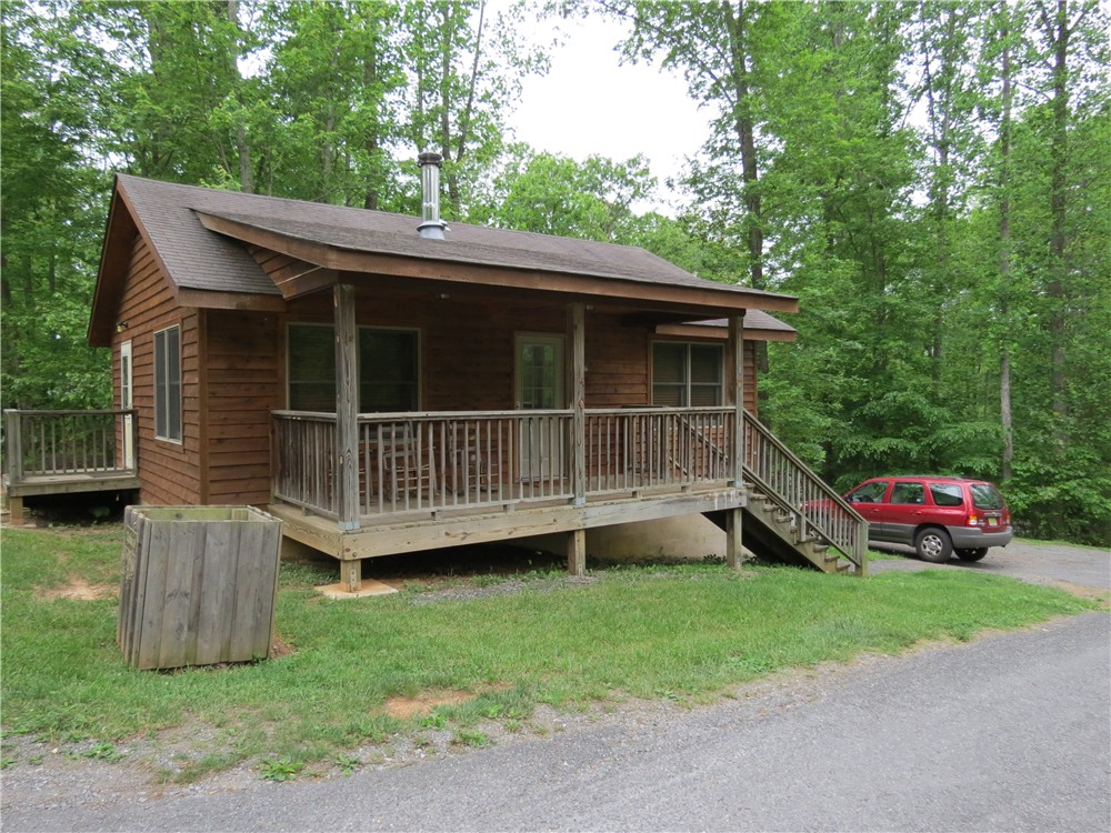 Amazing The Cabins At This Park Are Pet Friendly! I Stayed In Cabin 8. Click Here  For More Information On Cabin Rentals.