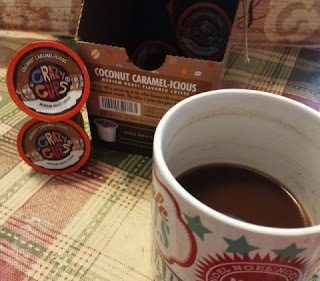 coconut caramel coffee 1