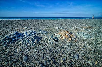 Luna La Union Gathered Stones Pebbles