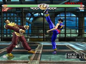 10 Game Fighting PS2 Terbaik dan Terpopuler