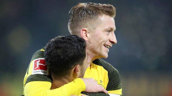 Dortmund vs Hannover 96