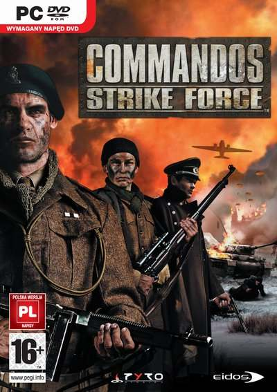 Commandos Strike Force PC Full Español