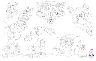 New Transformers TV Series for Kids on The Hub Network