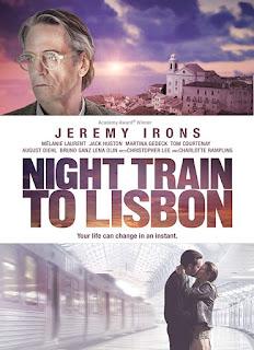Tàu Đêm Đến Lisbon