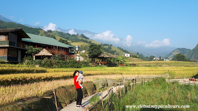 The best itinerary of Sapa homestay tour you can consider 2