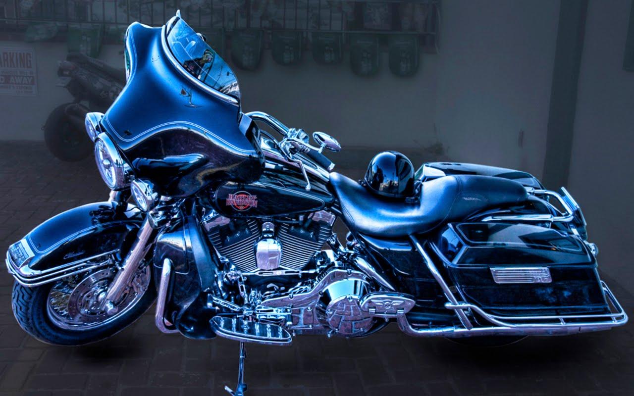 Cool Harley Davidson