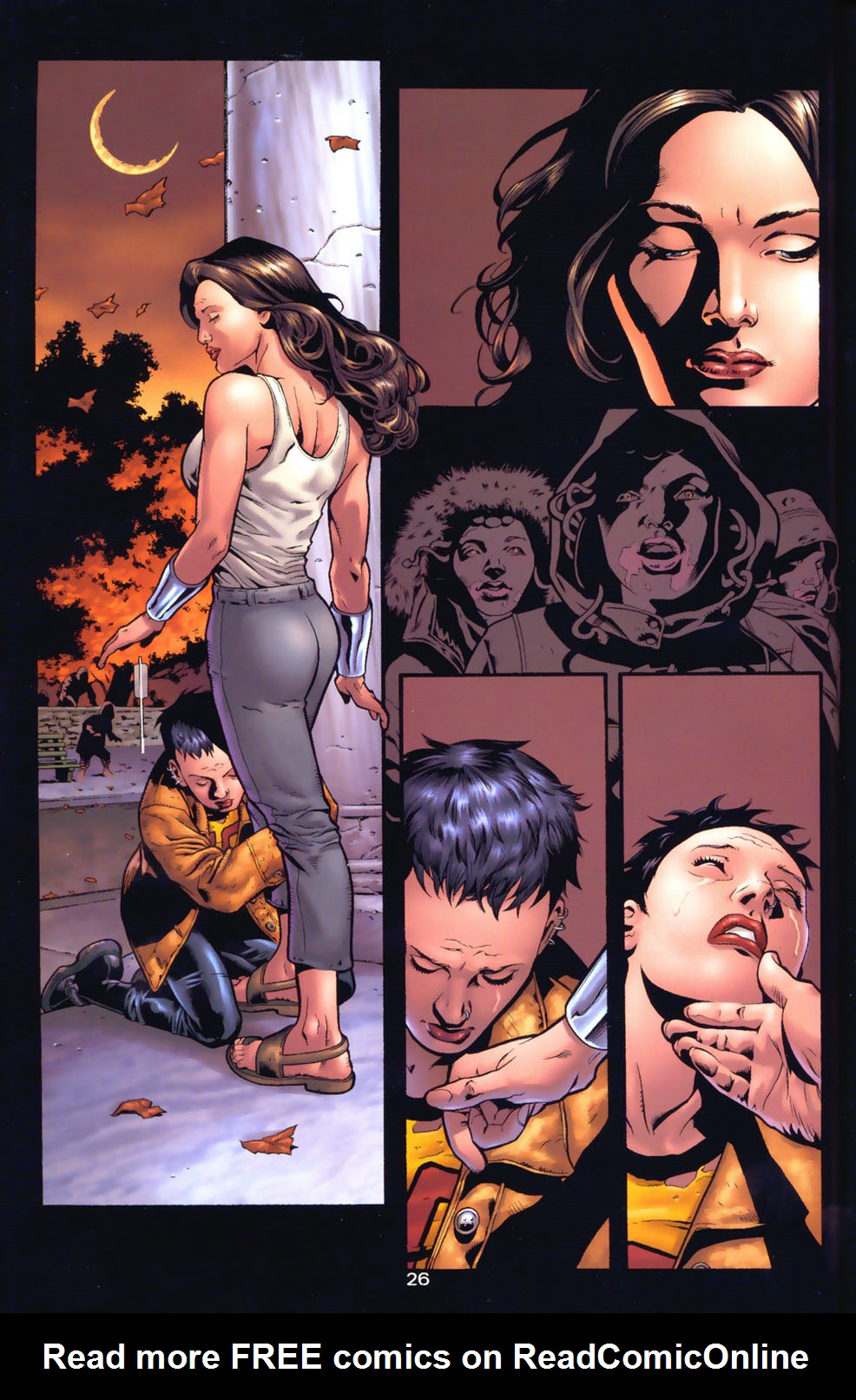 Read online Wonder Woman: The Hiketeia comic -  Issue # Full - 33