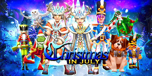 Pirate101 Christmas In July 2020 Christmas in July in Wizard101 & Pirate101   Frostcaller