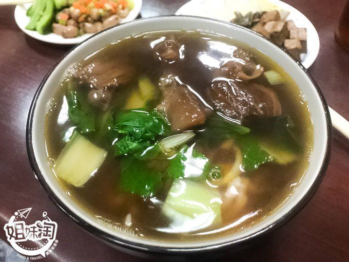 洪記牛肉麵-三民區小吃推薦