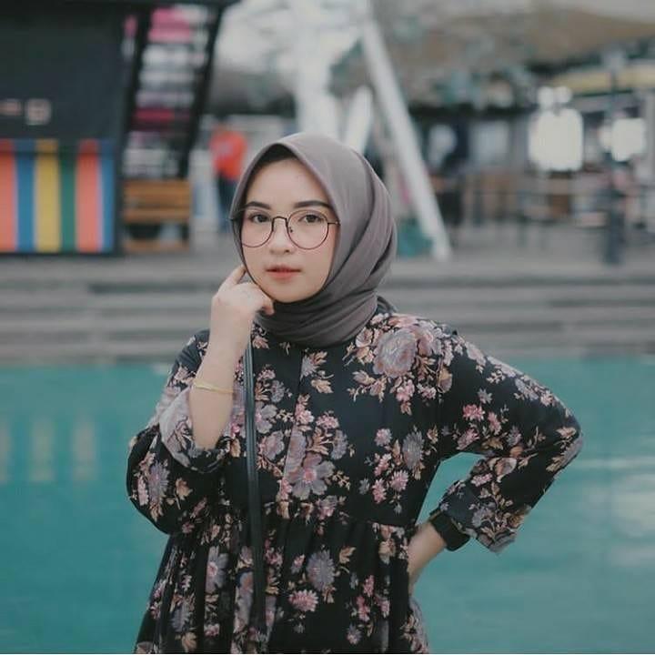 Jual Jilbab Instan Ceruti Polos Termurah di Magelang