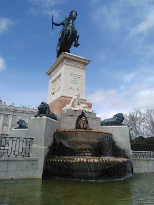 place d'Orient Madrid