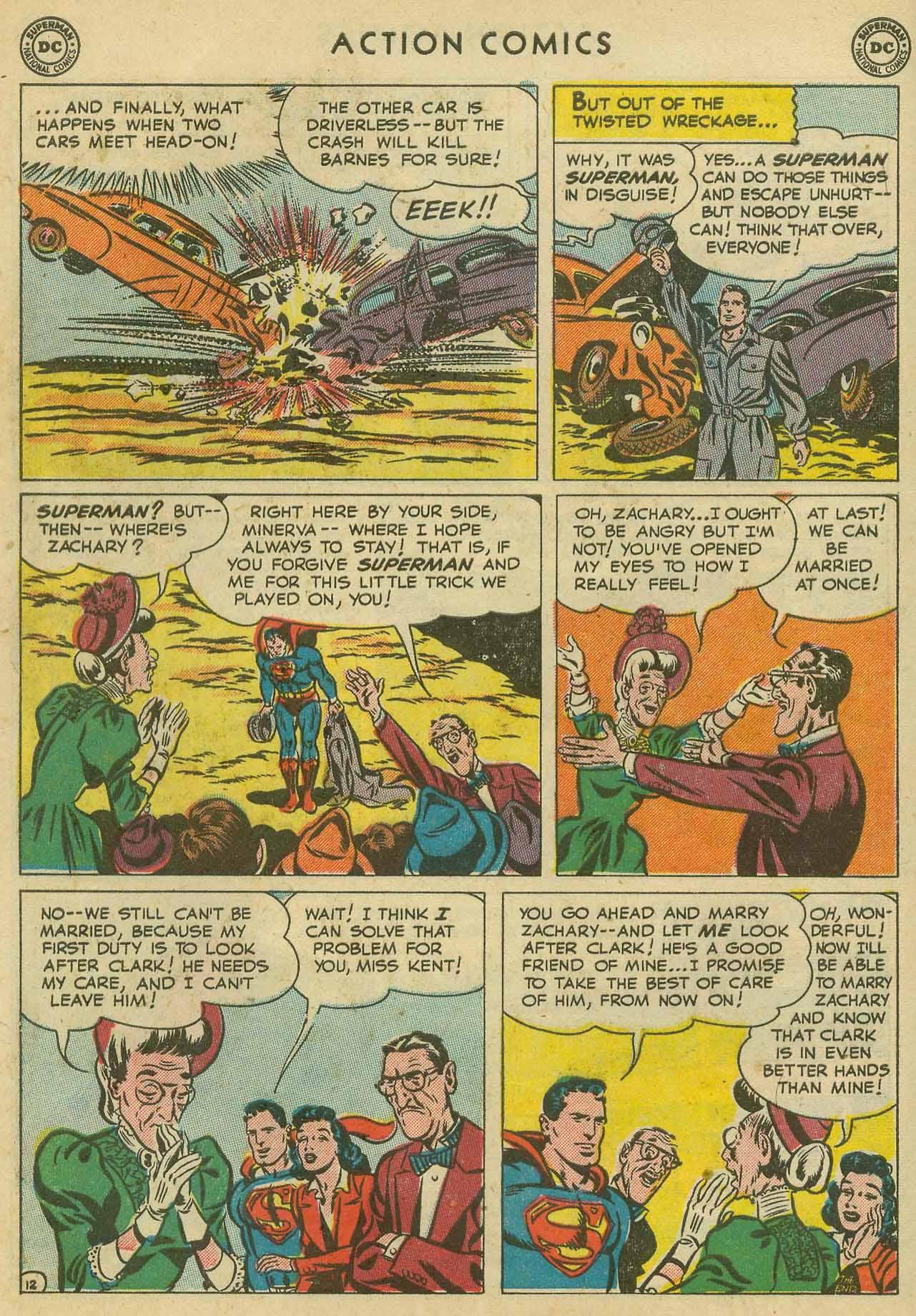 Action Comics (1938) 160 Page 13