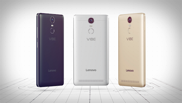 Lenovo launches Vibe K5 Note with enhanced TheaterMax technology in India for Rs. 11999