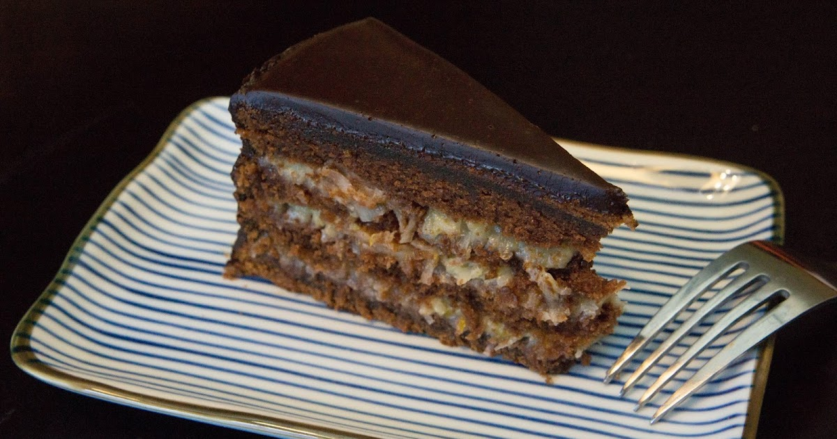 German Chocolate Cake Frosting Without Nuts