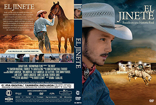 The Rider - El Jinete - Cover DVD
