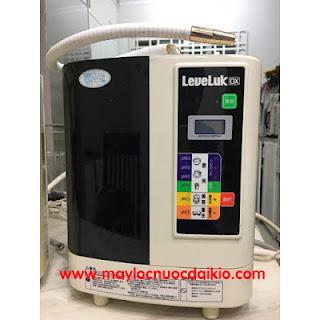 Máy lọc nước điện giải Leveluk DX điện phân PH 6.0 -9.5