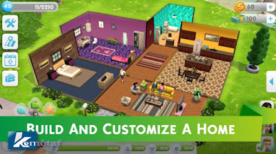 Download The Sims™ Mobile 1.0.0.75820 for android