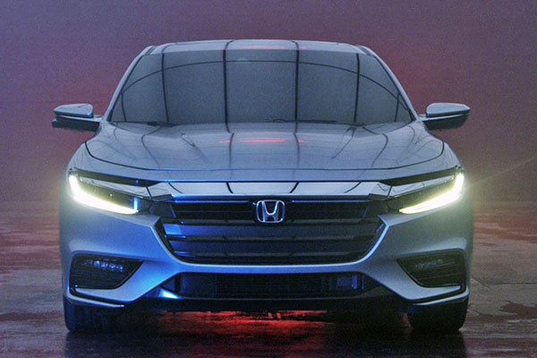 The Insight Is Physically Just A Face Lifted Civic I Think It Too Bad Honda Didnt Really Design New Car