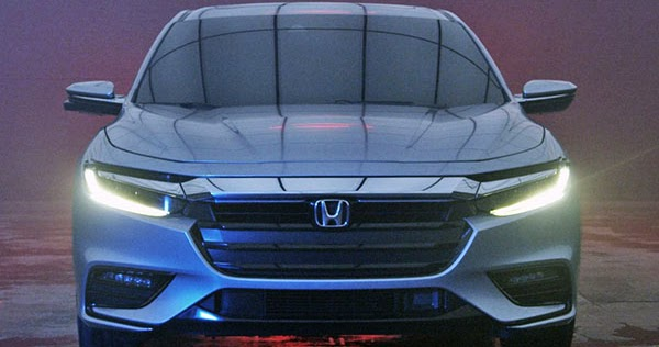 Honda Accord Vs Civic >> Burlappcar: 2019 Honda Insight Vs-Honda Civic