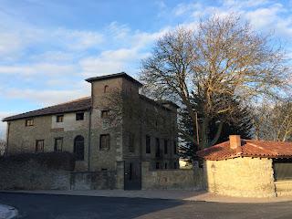 Agroturismo Arkaia. Palacio de los Barones de Arcaya. Vitoria - Gasteiz