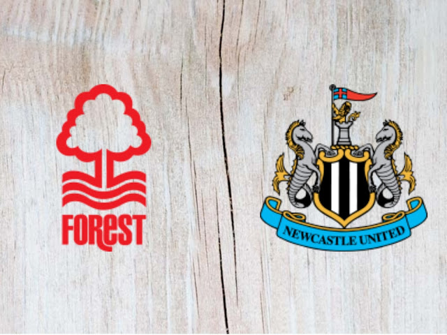 Nottingham Forest vs Newcastle United - Highlights - 29 August 2018