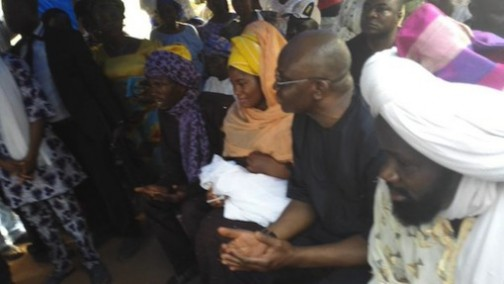 fayose naming ceremony uninvited