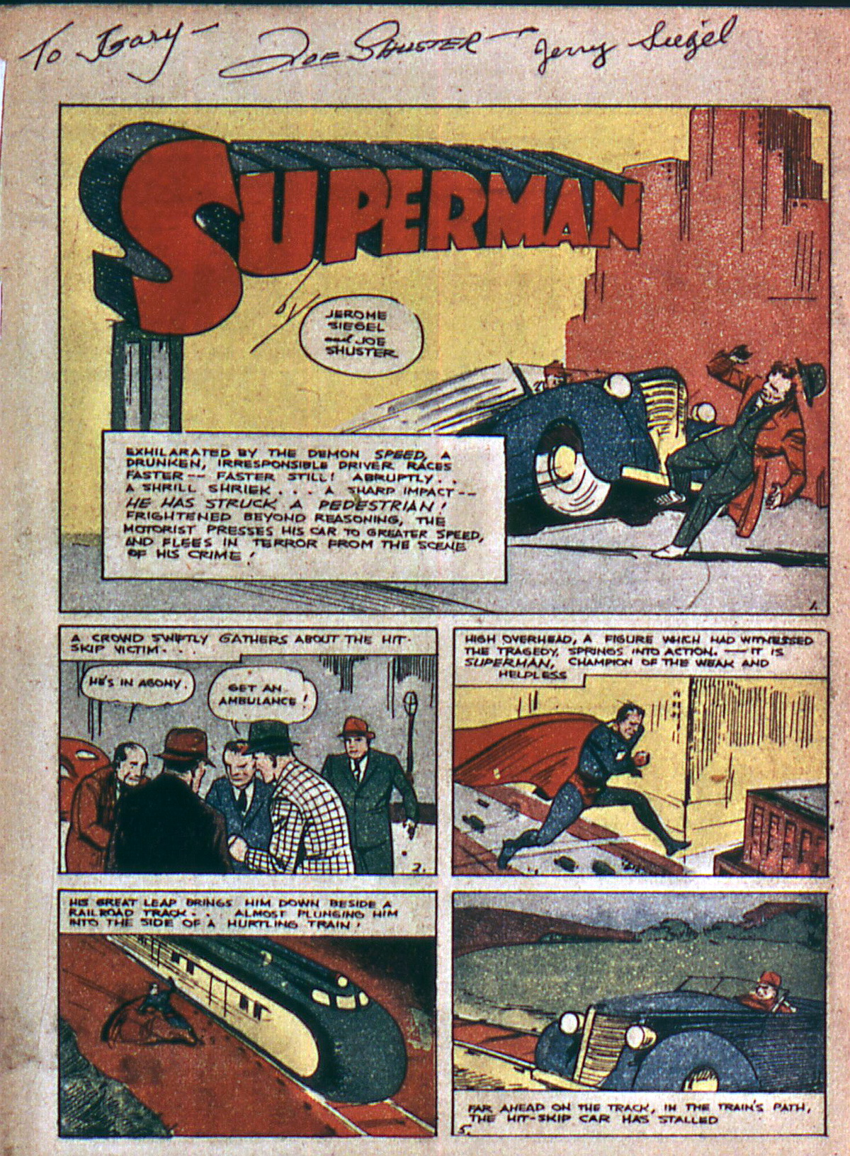 Read online Action Comics (1938) comic -  Issue #4 - 3