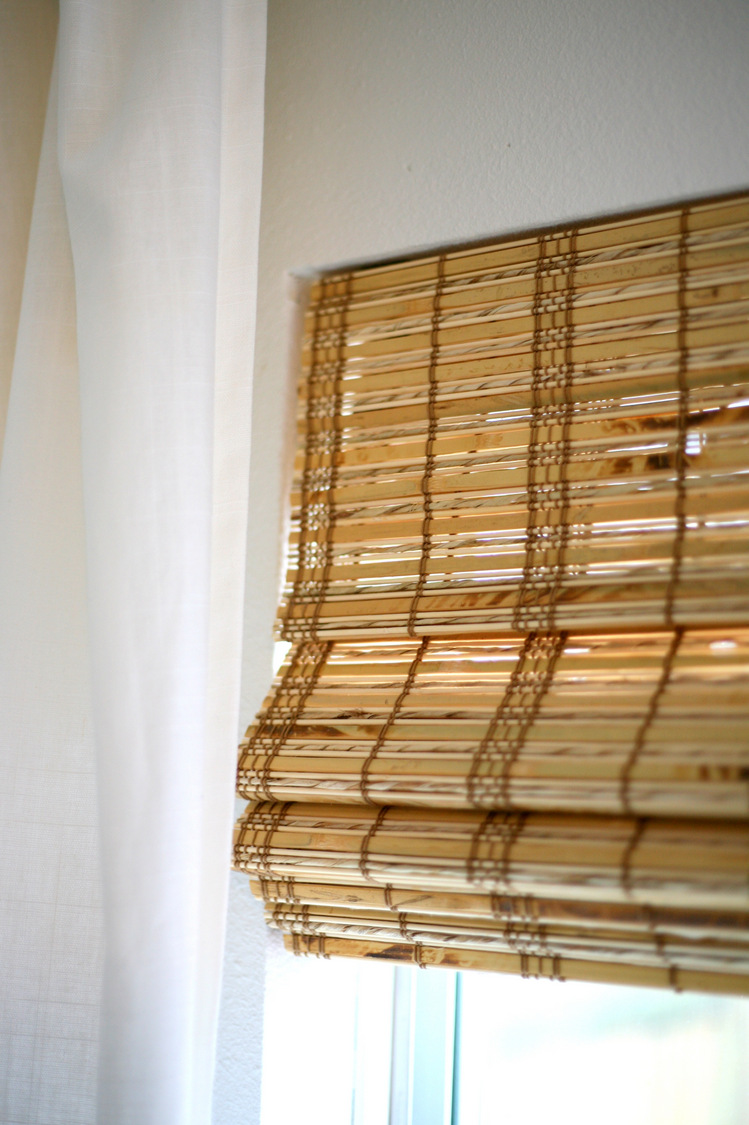 Our perfect easy-install bamboo blinds / Create / Enjoy