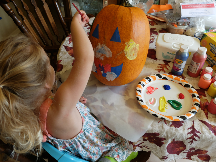 [Countdown to Halloween - 31 Days of Fall Fun Link Up Party] - Recap #4