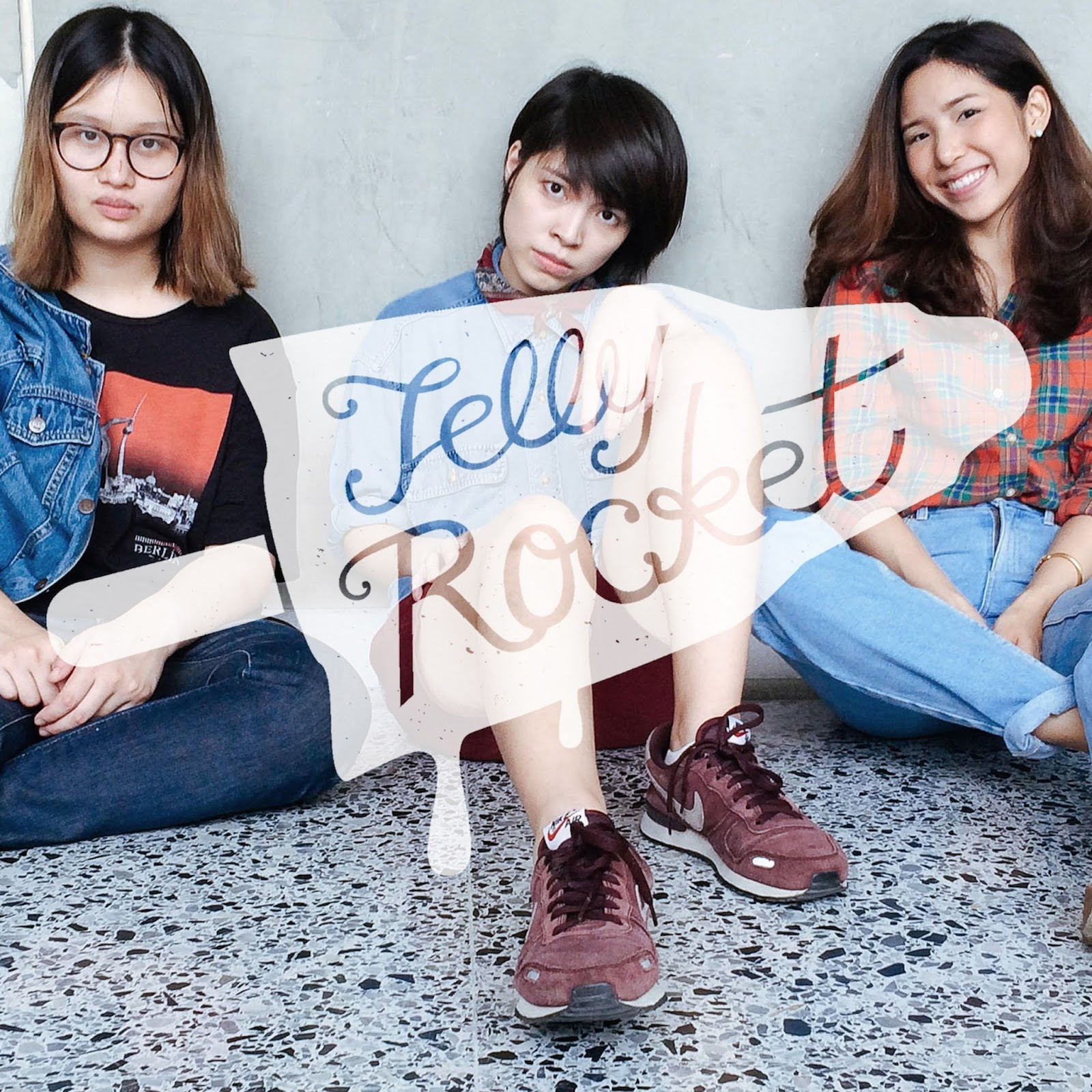 New Single : Jelly Rocket